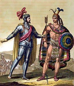 Fueron los hombres de Hernán Cortés los que introdujeron la #viruela en América #22ángeles https://t.co/lBSKgNBs0U