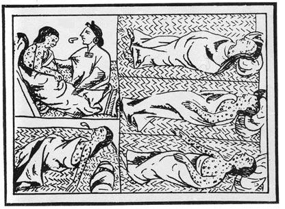 Los brotes de #viruela devastaron los Imperios Azteca e Inca #22ángeles https://t.co/Fr54BVC8an