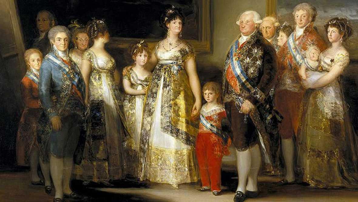 María Luisa, hija de Carlos IV, padeció la #viruela, y su hermano y cuñada murieron de viruela #22ángeles https://t.co/gm9ZaAE4xi