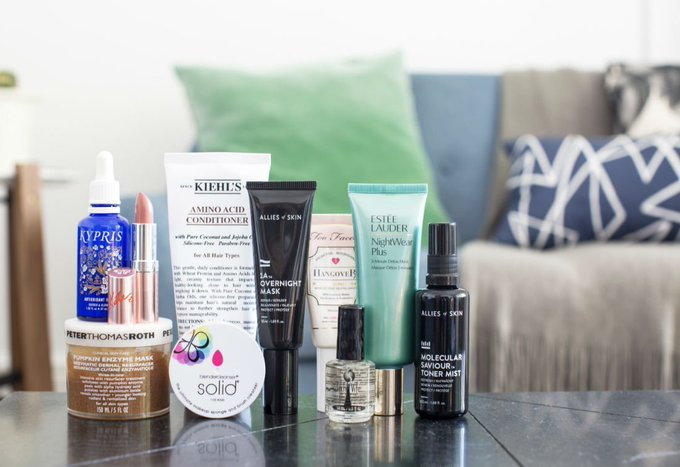 August Favourites: 100% Beauty