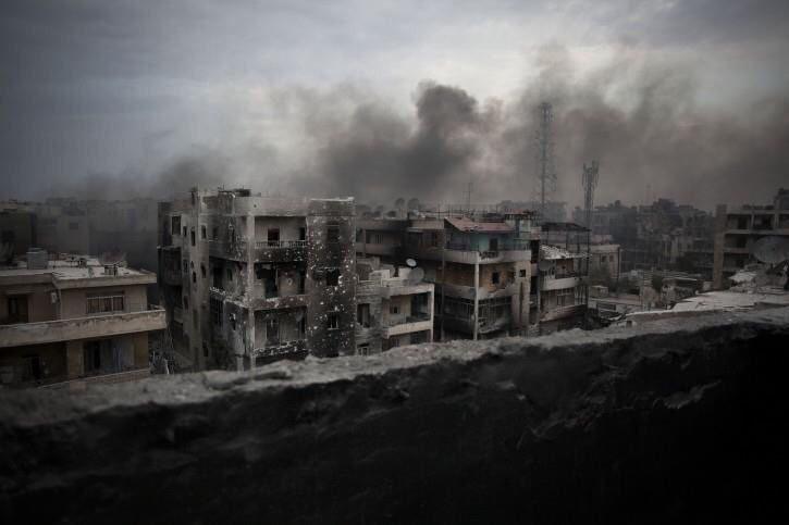 Це пекло: Після штурму армії Асада вулиці Алеппо всипані тілами загиблих (ФОТО, ВІДЕО 18+) - фото 6
