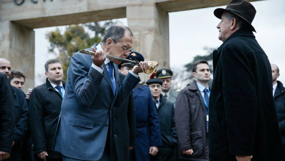Thumbnail for Sergey Lavrov visit to Serbia and participation in BSEC FMs meeting   Визит С.Лаврова в Сербию и участие в СМИД ОЧЭС