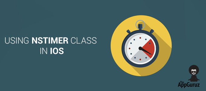 Using #NSTimer Class in #iOS #Tutorial