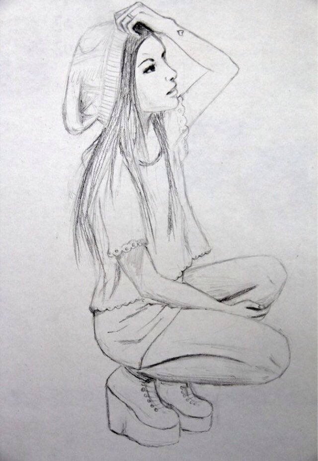 drawing ideas for teens - HD3456×5184