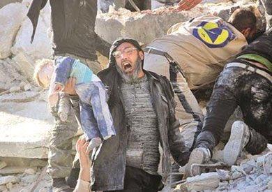 Це пекло: Після штурму армії Асада вулиці Алеппо всипані тілами загиблих (ФОТО, ВІДЕО 18+) - фото 9