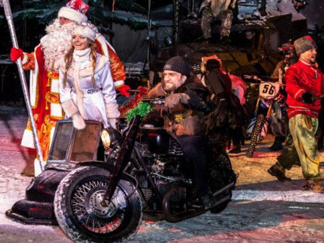 В Туле новогодние гуляния на площади Ленина стартуют 26 декабря