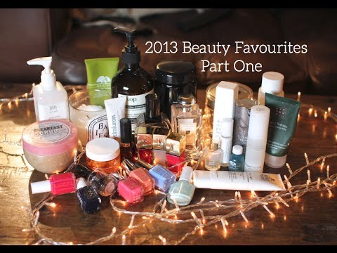 2013 Beauty Favourites Part One // Lily Pebbles #LilyPebbles #LoveYa #MakeUp #Beauty