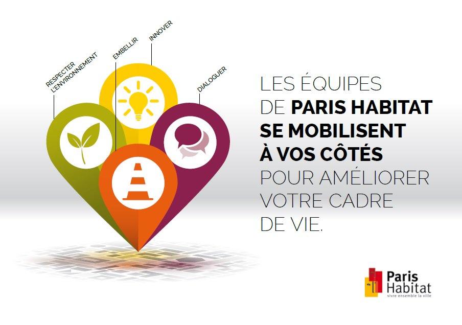 #Réhabilitation de Faucheurs Envierges : #ParisHabitat vous invite à une 2e réunion d&#39;information le 15/12 à 19h #PlanClimat  + d&#39;info <br>http://pic.twitter.com/oBnGpLmZEz