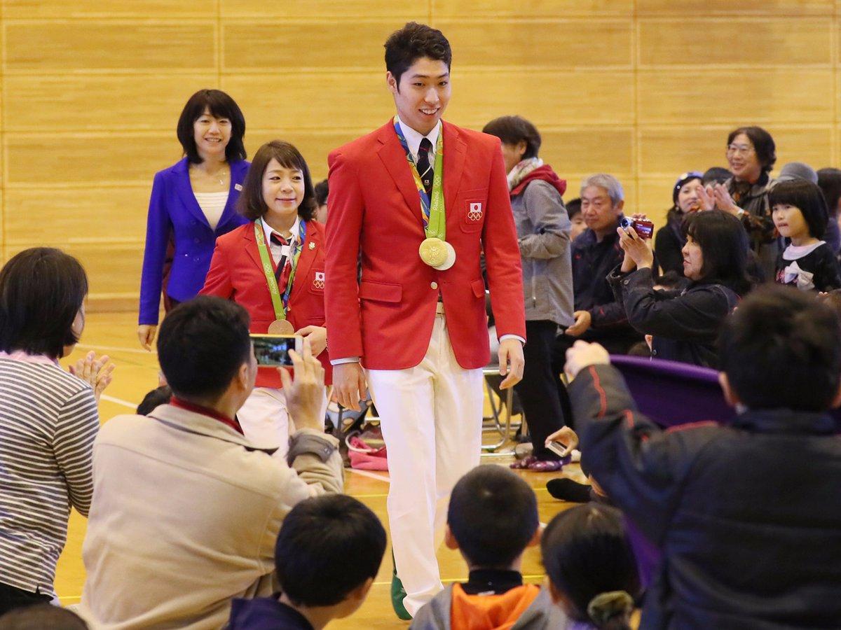 """萩野公介 Update: 日本オリンピック委員会(JOC) On Twitter: """"11/19~20に実施したJOC"""