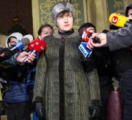 Мессия, завербованный агент или ракета без предохранителя. Что в Раде говорят о Савченко? - Цензор.НЕТ 2701