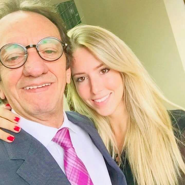 Ex-deputado, citado como 'Todo feio' na lista de Odebrecht, aparece em foto ao lado da filha 'Toda bonita' https://t.co/gJcMbuWdcW