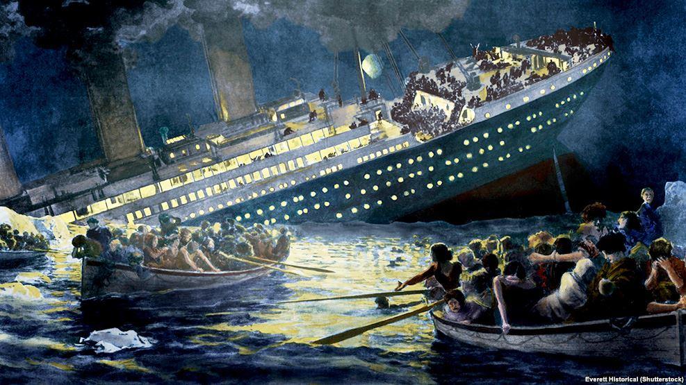 Прикольные картинки кораблекрушения