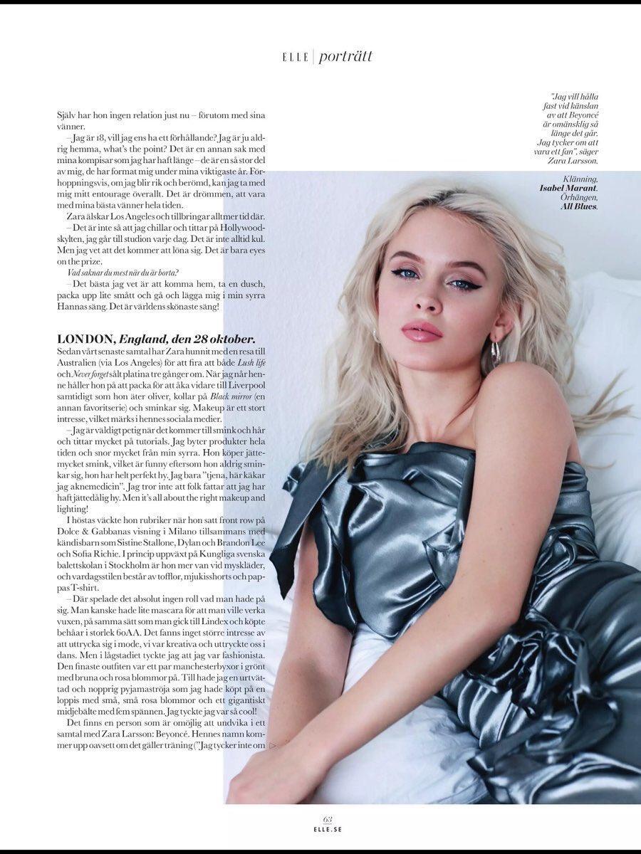 Zara Larsson JP (@ZaraLarsson_...