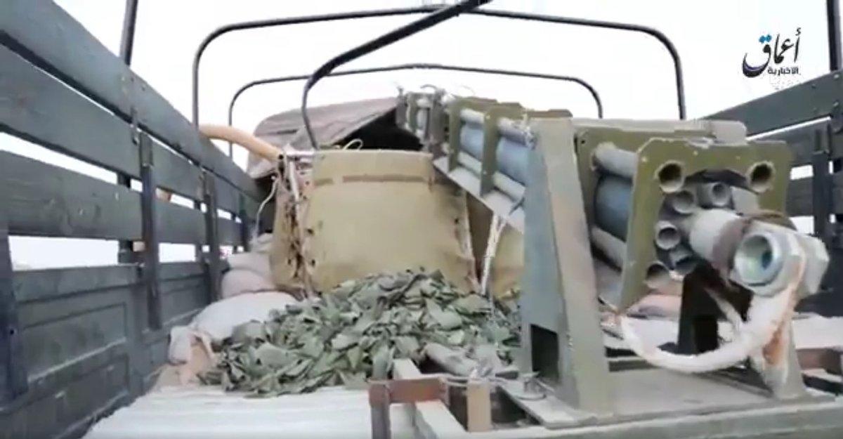 Российско-асадовские войска сдали ИГИЛу батарею гаубиц Д-30 в Пальмире - Цензор.НЕТ 459