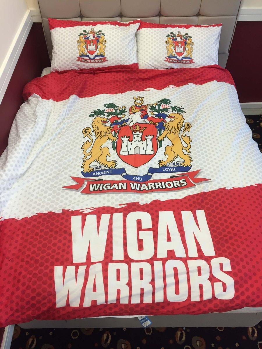 wigan warriors bedroom