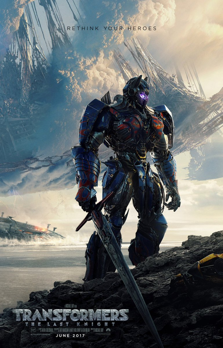 Autobot down--look closer! It\'s time to rethink your heroes. ⚔ #Transformers: The Last Knight cc @Transformers