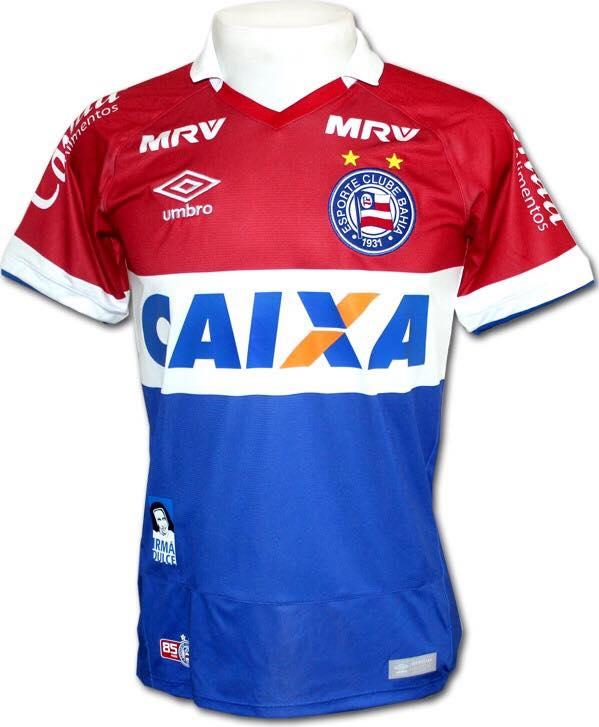 Nova camisa 3 do Esquadrão. Já nas Lojas Oficiais do Bahia. Linhas  masculina 1cf642626e7e0