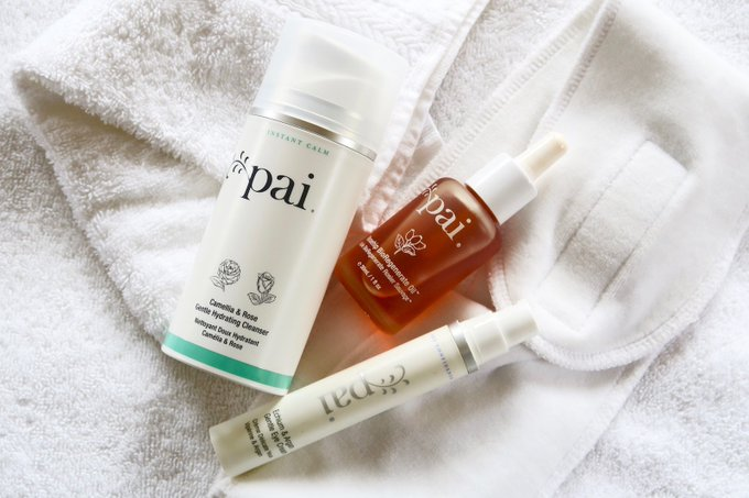 The Pai Skincare Facial: Cold Stones and Capable Hands