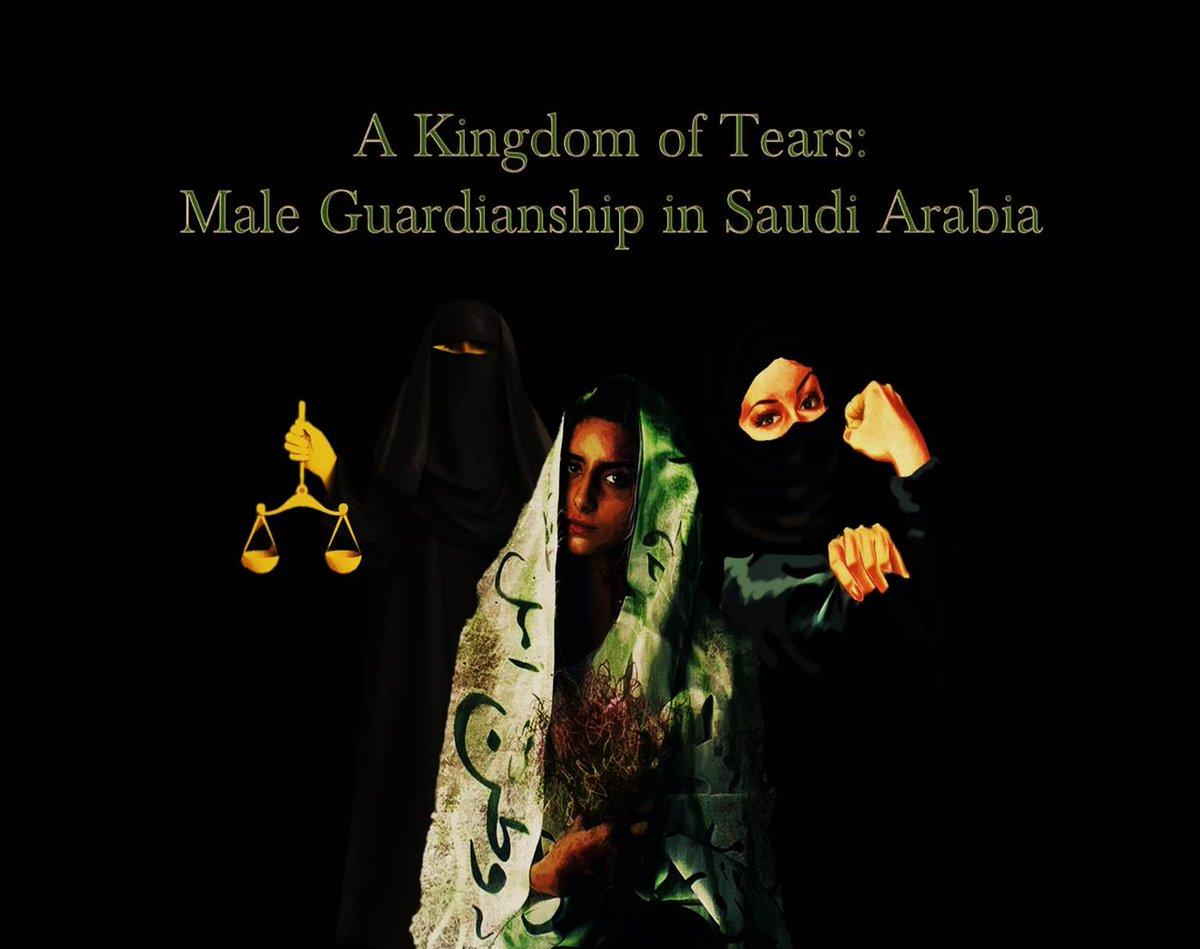 Here is my piece on the plight of Saudi Women in KSA. #StopEnslavingSaudiWomen #سعوديات_نطلب_اسقاط_الولايه160 Link: http://philosophyismagic.com/kingdom_of_tears/…