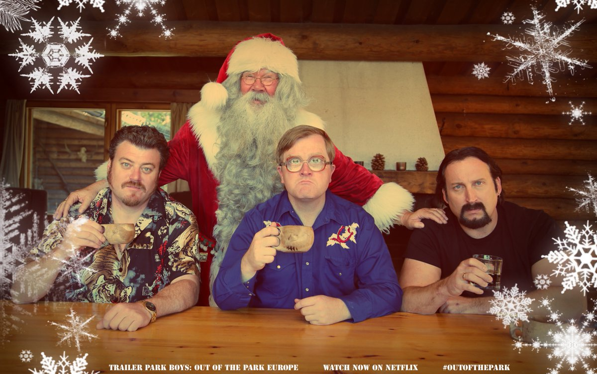 Trailer Park Christmas.Trailer Park Boys On Twitter Forget Leaving Cookies Milk