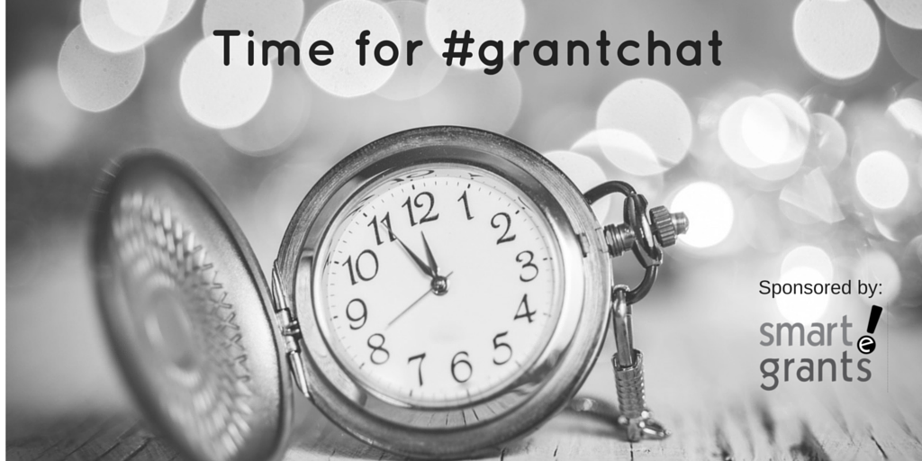 Only 10 minutes to #Grantchat. Retweet & Invite your Grant friends to join this community! https://t.co/oG4wJlHPZW