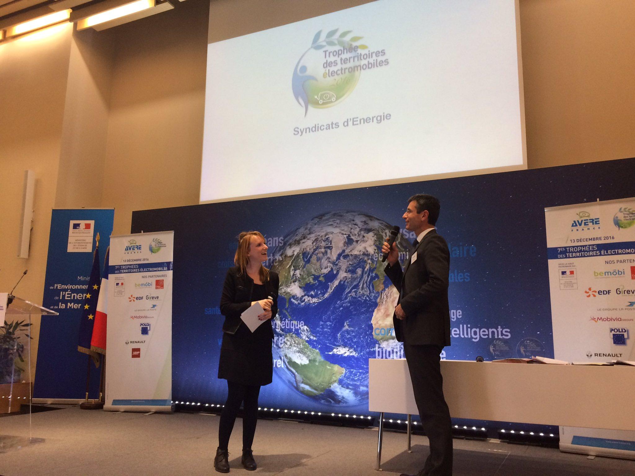 #GIREVE va récompenser un syndicat #énergie qui a su prendre le virage très tôt de l'interopérabilité #TrophéesVE cc @fnccr https://t.co/cmcvYODXHy