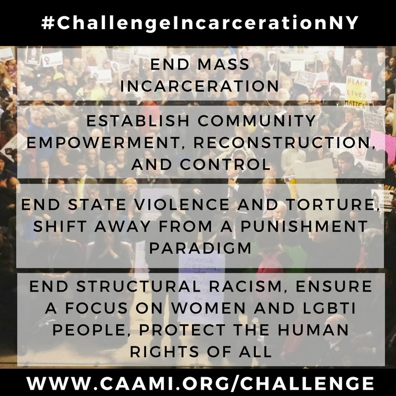 @NYGovCuomo & @NYLegislature end racist prison/jail system now #ChallengeIncarcerationNY #HALTSolitary #CLOSErikers #CLOSEAttica #SAFEParole https://t.co/smpLSQkWDz