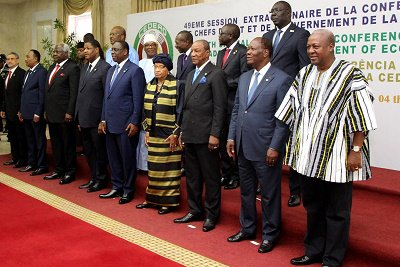 President of Liberia & ECOWAS Chairperson Madam Sirleaf is leading a high-level delegation of the Sub-regional Body to The Gambia today, December 13