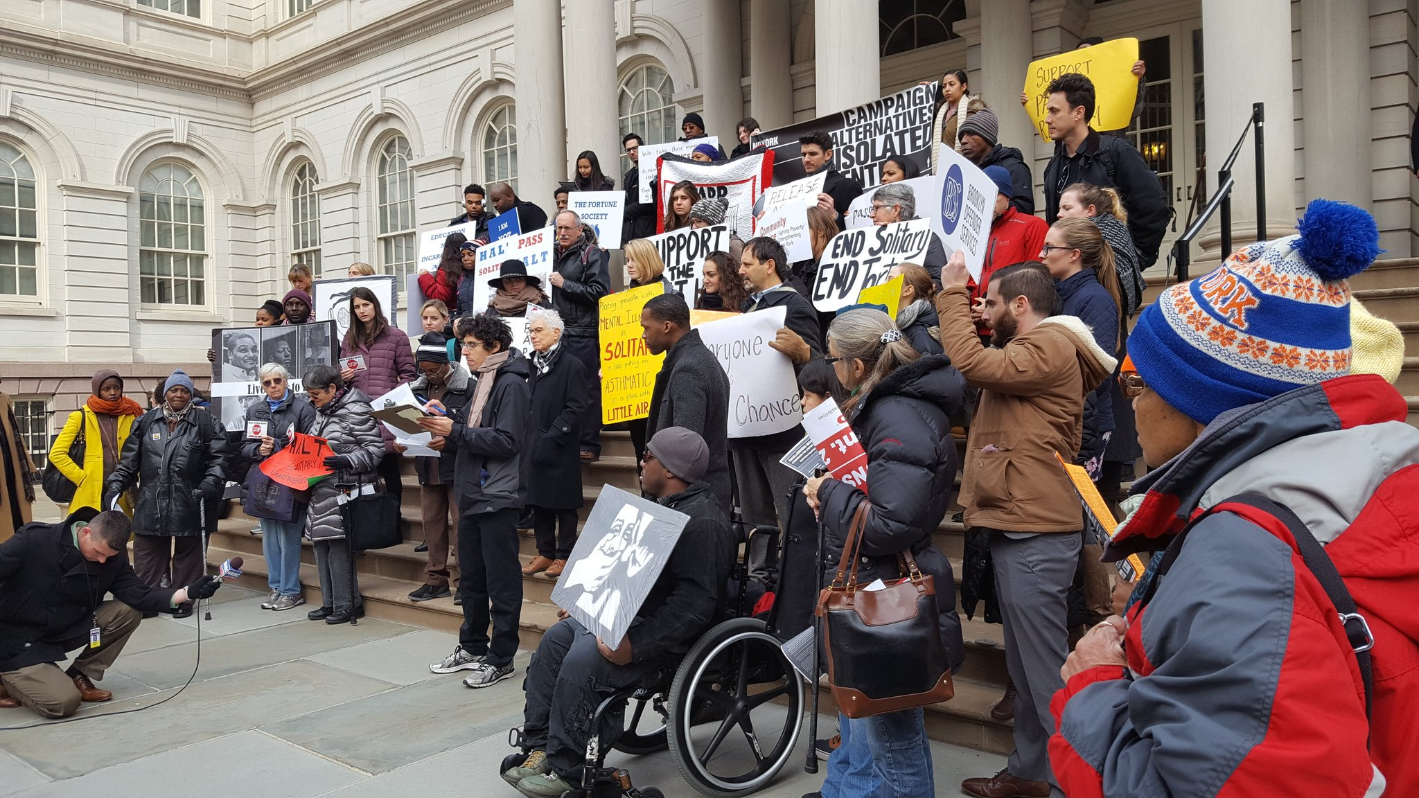 Over 45 groups come together to launch a platform to re-imagine NYS criminal injustice system now.  @NYGovCuomo  #ChallengeIncarcerationNY https://t.co/7A7lIR7uJk