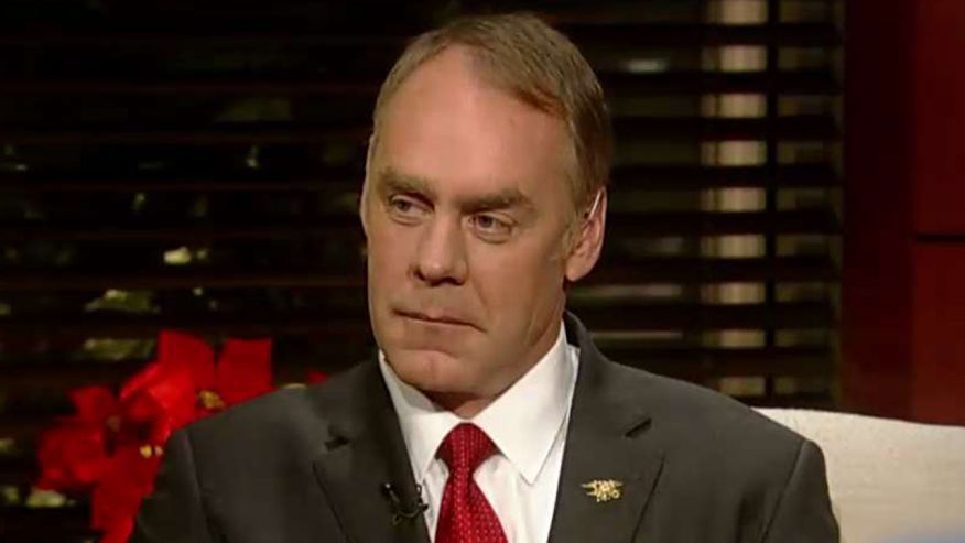 JUST IN: Trump to pick Rep. Zinke, ex-SEAL, as Interior secretary  https://t.co/UHKDz5BC00 #TrumpTransition