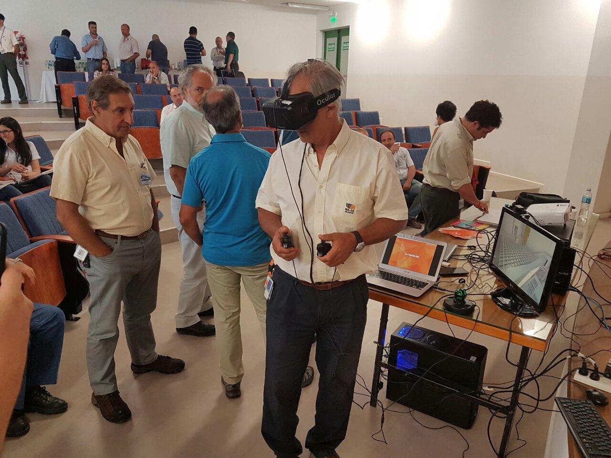 Resultado de imagen para Simulador de Realidad Virtual Área Nuclear