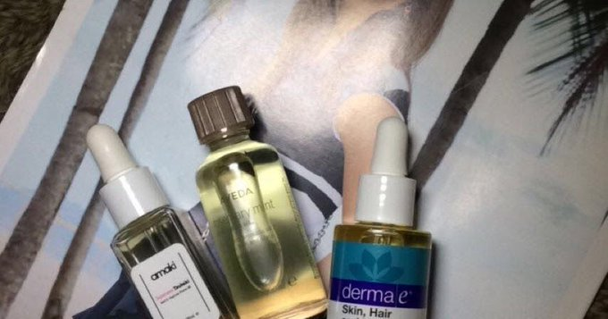 3 Beauty Oils to Try This Winter