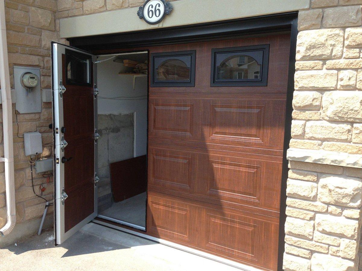 size garage through car australia door image walk single standard sizes height