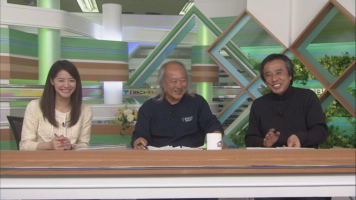 """CS放送 TBS NEWS on Twitter: """"..."""