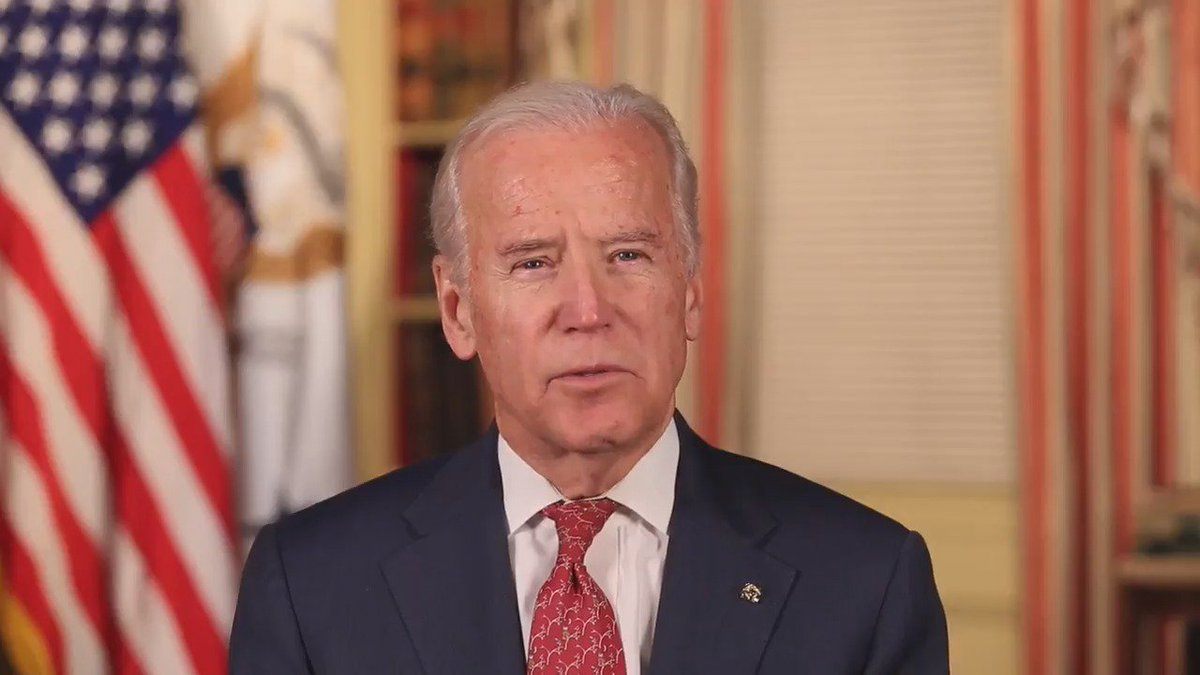 A special message from @VP to those impacted by cancer: #GetCovered for 1/1 by going to  by 12/15