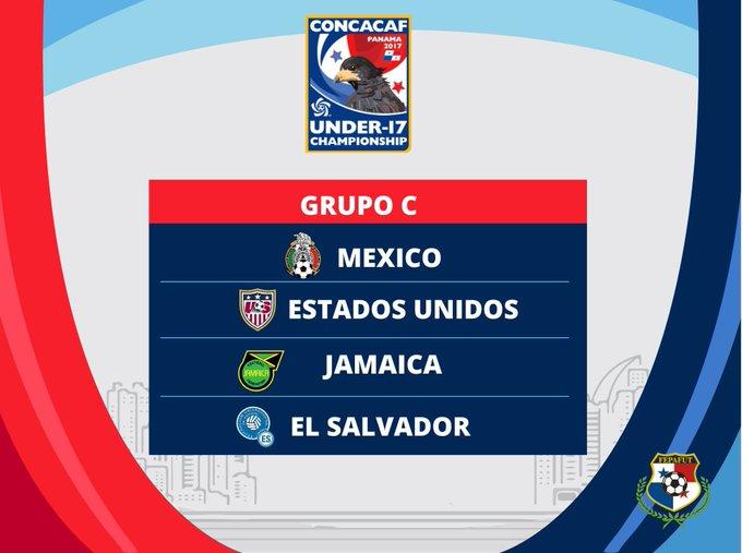 SUB-17 CONCACAF 2017 - Eliminatorias a Copa Mundo 2017. CzmUwZZUoAAFLoB