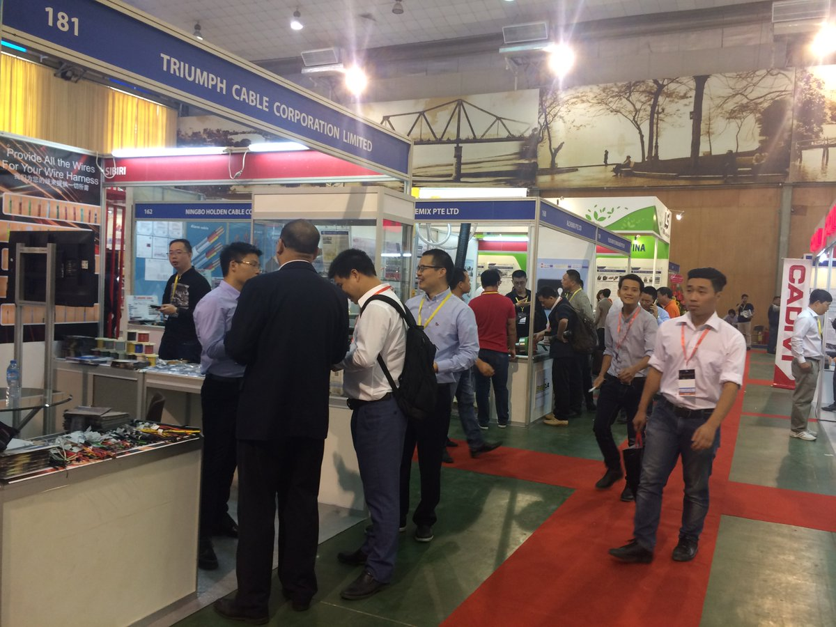 Czmj5xQUsAA15no hami wire cable show (@luo_hami) twitter wire harness trade shows at virtualis.co