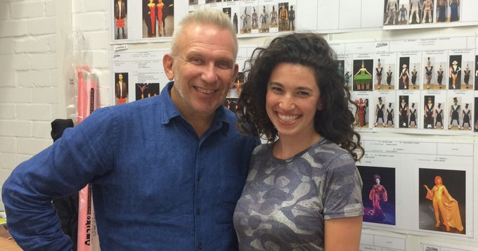 An Interview With Jean Paul Gaultier On Fashion, Beauty, & Love (At Any Age)