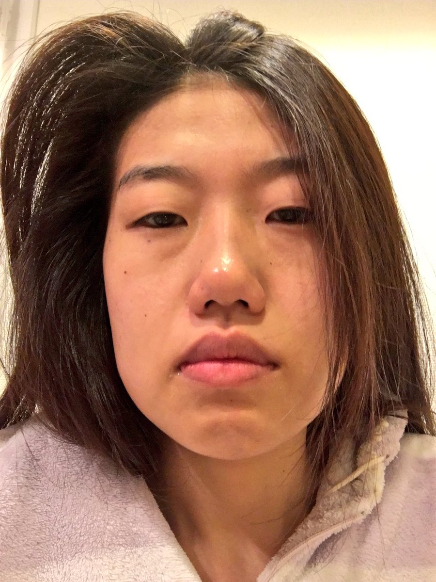 寝起きすっぴんを披露する芸人、横澤夏子