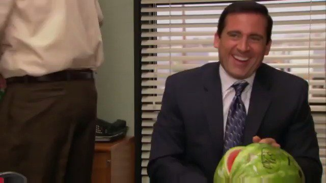 If your having a tough day, watch all these bloopers from the office