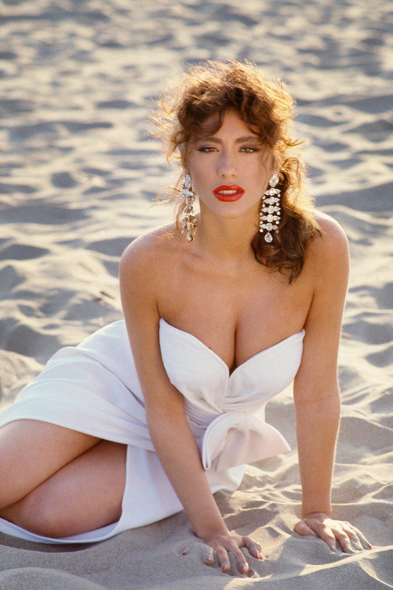 Sabrina Salerno naked 828