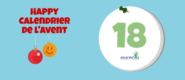 #18 Happy calendrier de l'avent