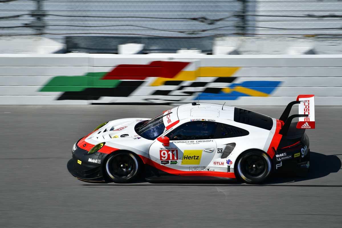 911rsr sur for Porsche ka che