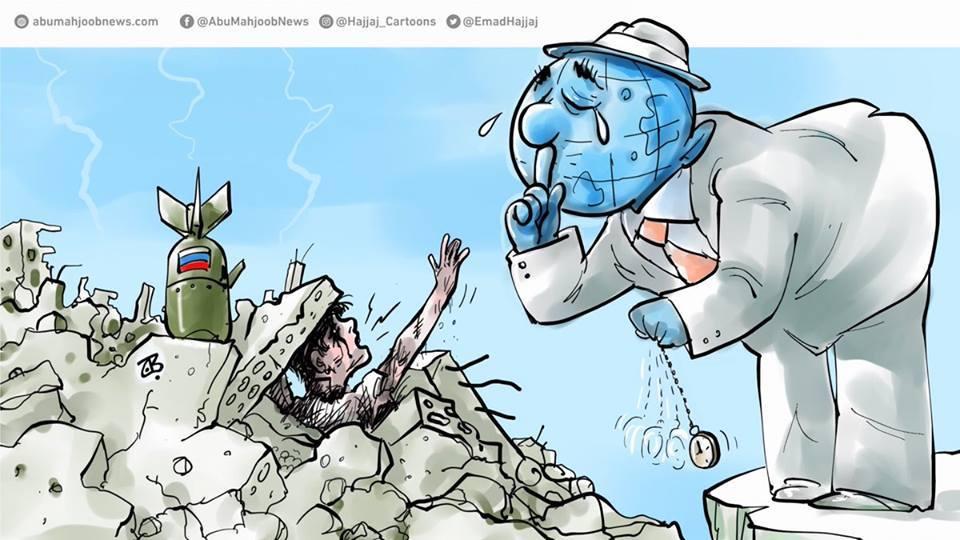 Ответственность за ситуацию в Алеппо ляжет на союзников Асада, - Олланд - Цензор.НЕТ 2391