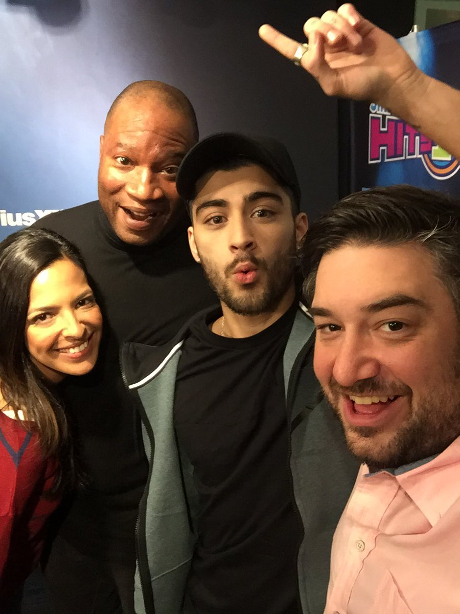 Thanks to @zaynmalik that was fun! https://t.co/bDc1bE0xOg