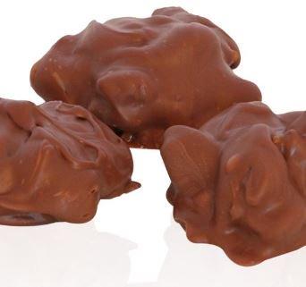 Nutty Chocolate Turtles