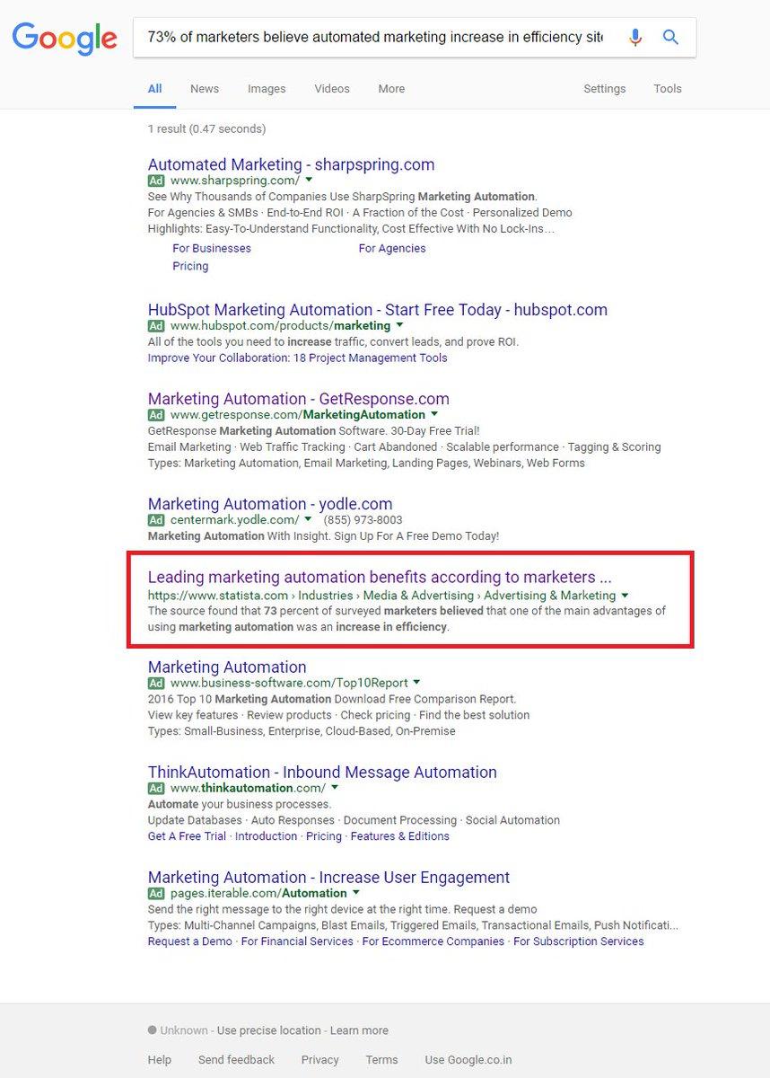 Rohan Ayyar Di Twitter Like WOW Google 7 Ads 1 Organic Result