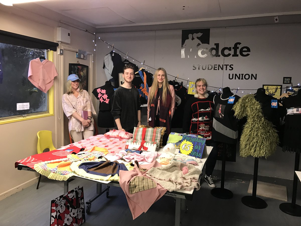 Coliste Dhlaigh On Twitter Well Done To Fashion Design General Education Community Development And ESOL Students Hosting An Excellent Craft Fair