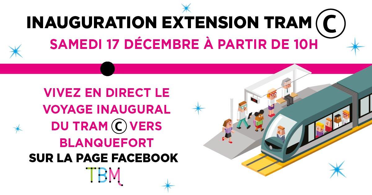 Extensions Tram