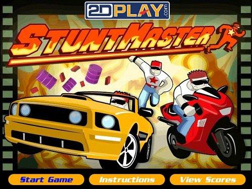 Thumbnail for Games Stunt Master